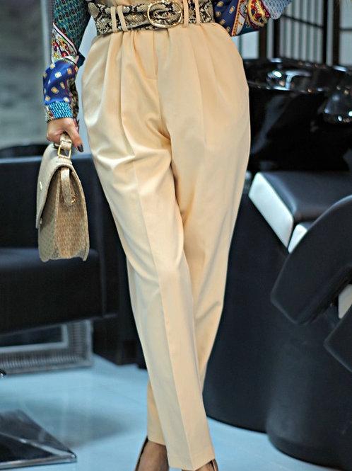 *Панталон- High waist pants