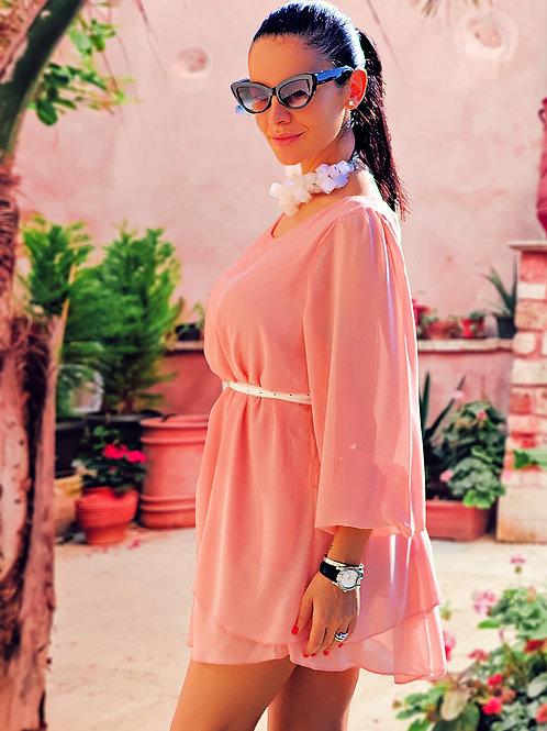 Рокля- Elegant pink