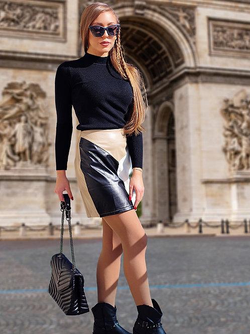 Пола- PU Skirt