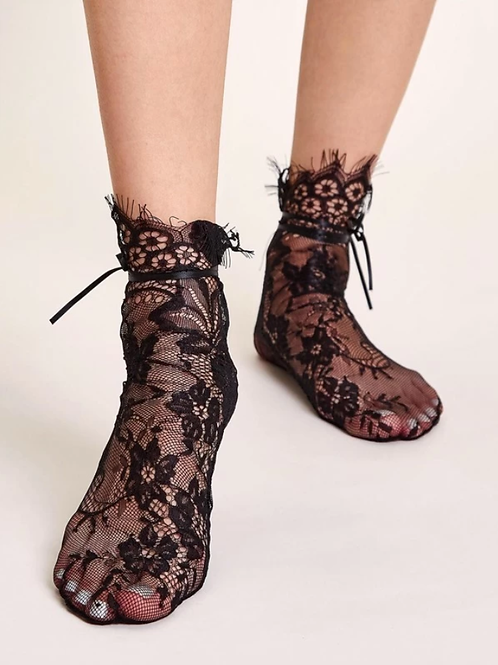 Чорапи: Black lace