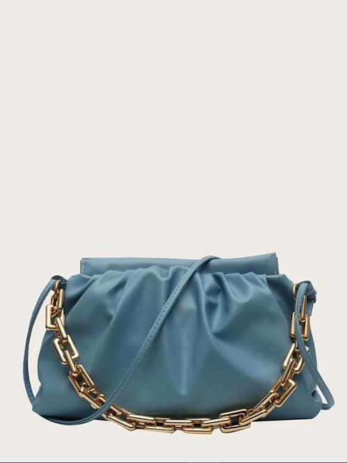 Чанта- Blue trend