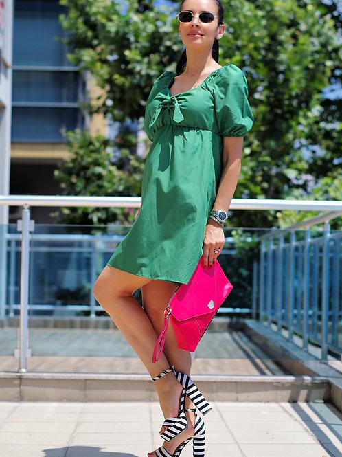 Рокля- Green Summer