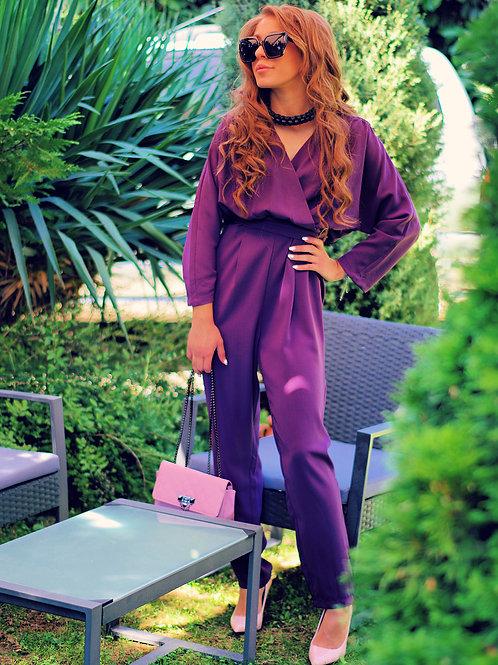 Гащеризон- Lady in purple