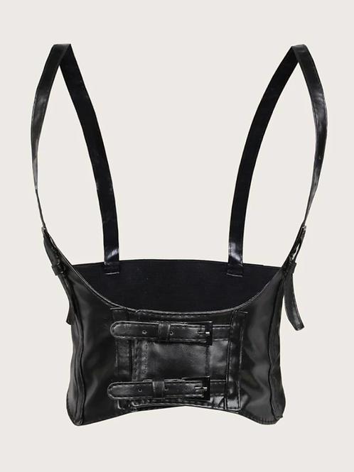 Колан- Black leather