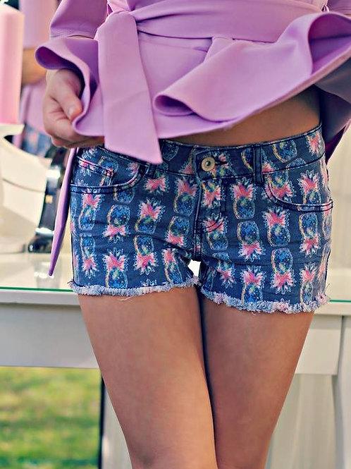 Панталон - Colorful denim