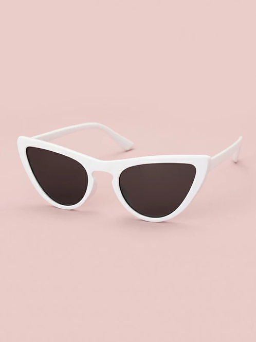 Очила- White cat