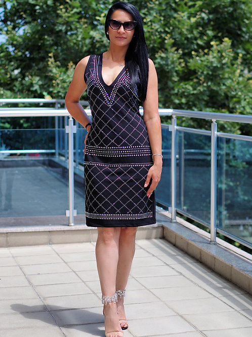 Рокля - Black stylish dress