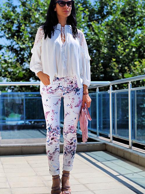 Риза- White lace
