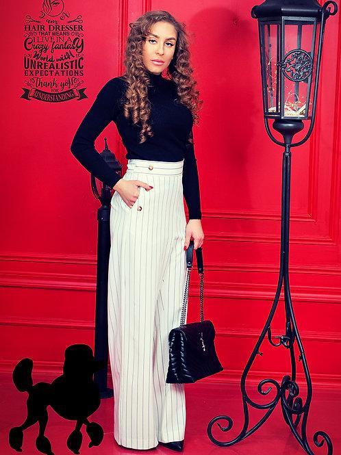 Панталон - White retro