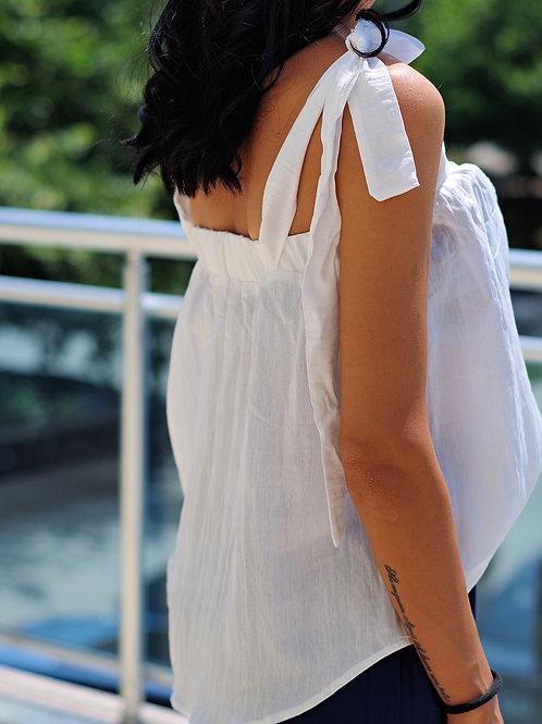 Топ- White summer