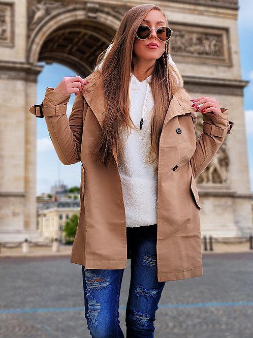 Палто- Double breasted coat