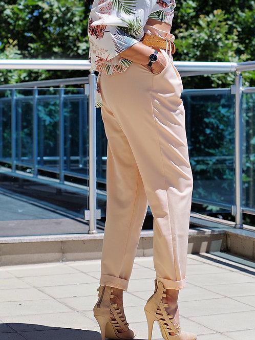 Панталон - Stylish beige