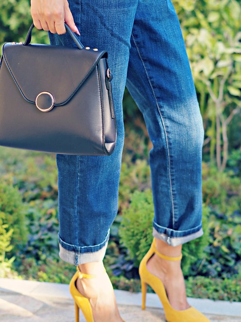 Обувки- Yellow sun
