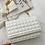 Thumbnail: Чанта- White squares
