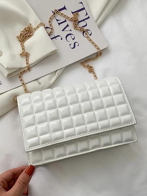 Чанта- White squares