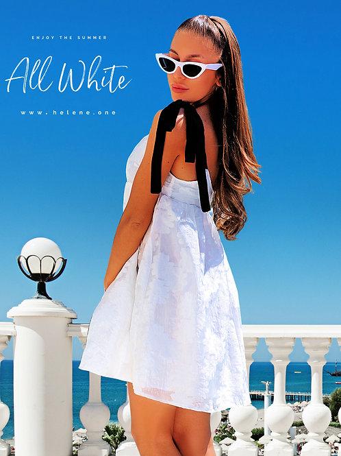 Рокля - All White