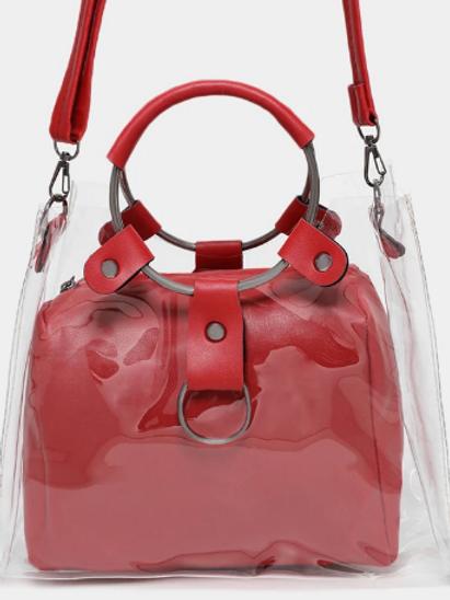 Чанта - Red bag