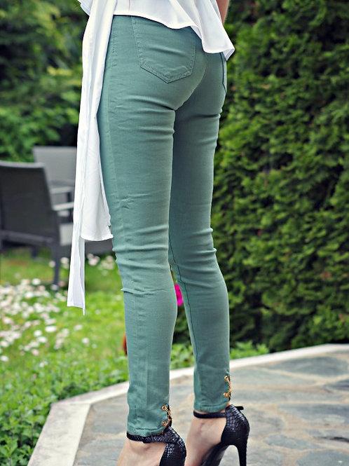 Панталон - Green pants