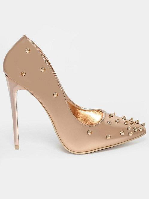Обувки- Christmas shine
