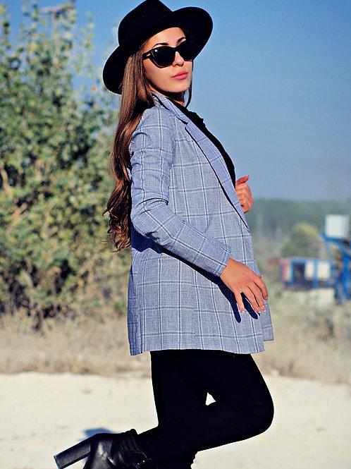 *Сако - Grey blazer