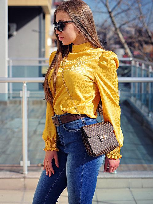 Риза- Yellow spring