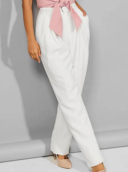 Панталон - White fashion