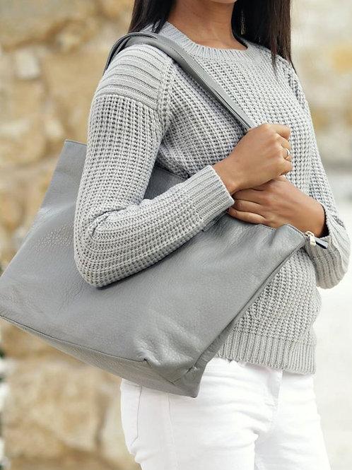 Чанта - Grey bag