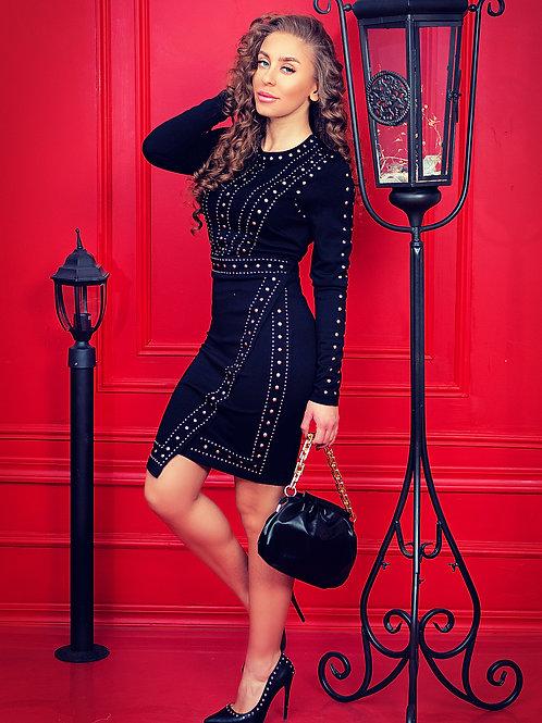 Рокля - Style in black