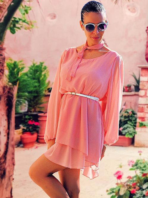 *Рокля- Elegant pink