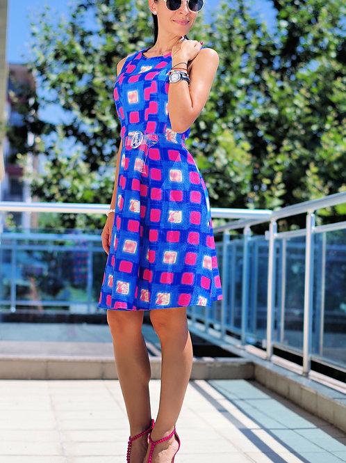*Рокля - Colorful dress