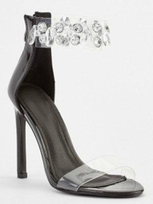 Обувки- Black summer