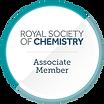 Royal Society of Chemistry Associate member logo
