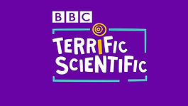 BBC Terrific Scientific logo