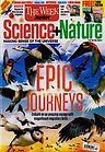 The Week Junior: Science+Nature cover