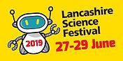 Lancashire Science Festival logo