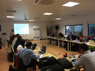 Loures hosted the 5th international meeting