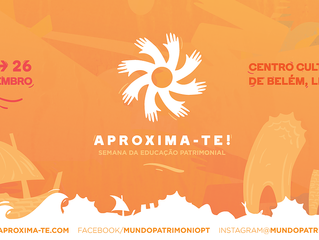 Lisbon received the 2nd edition of the Festival APROXIMA-TE!