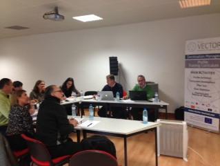 Portuguese VECTOR Partners Meeting
