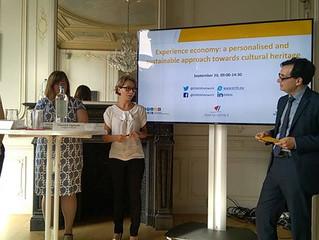 Errin (European Regions Research & Innovation Network) Workshop in Brussels