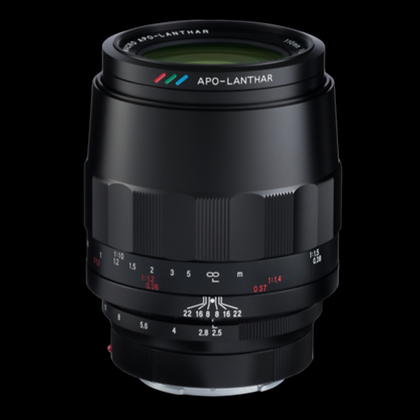 Voigtlander Macro Apo Lanthar 110mm f2,5 Sony FE