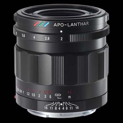 Voigtlander Macro Apo Lanthar 50mm f2,0 Sony FE