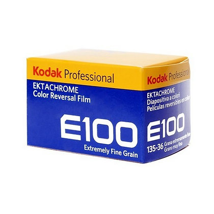 Kodak Ektachrome E100 135/36 Scaduta