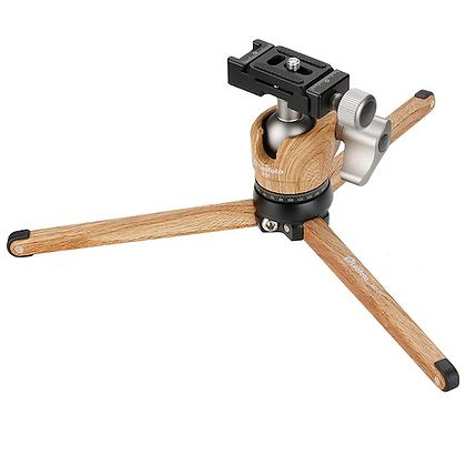 Leofoto MT-01 + LH-25 Wood