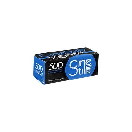 Cinestill 50 Daylight 120