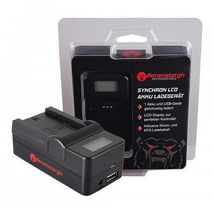 Berenstargh Synchron Caricabatterie Sony NP-FZ100