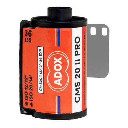 ADOX CMS 20 II Professional 135 36 pose