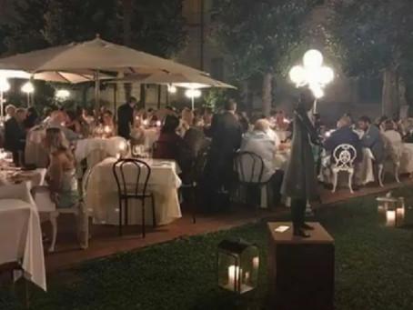 Gran Galà di beneficienza al GH La Pace di Montecatini Terme