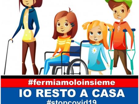 FERMIAMOLO INSIEME!! #iorestoacasa