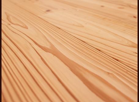 音響熟成®木材 うづくり床材