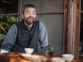 SUNNYDAYのつくり手たちvol.4 陶芸家 上野剛児『「嘘のない」手から生まれる作品』
